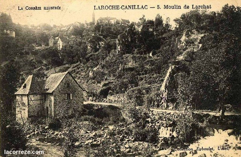 - Moulin de la borderie ...
